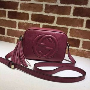 Gucci Soho Disco Genuinr Leather